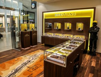 Breitling Opened It's Doors in Yorkdale To Eager Watch Enthusiasts