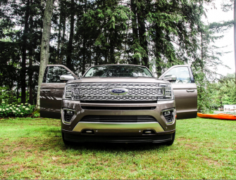 Ford Wants To Change Your Expectations into Expeditions