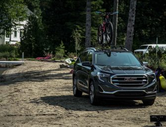 Exploring Different Terrain In Quebec With GMC