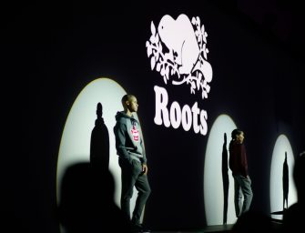Roots Canada Brings A 4D Experience With Their Northern Light Event