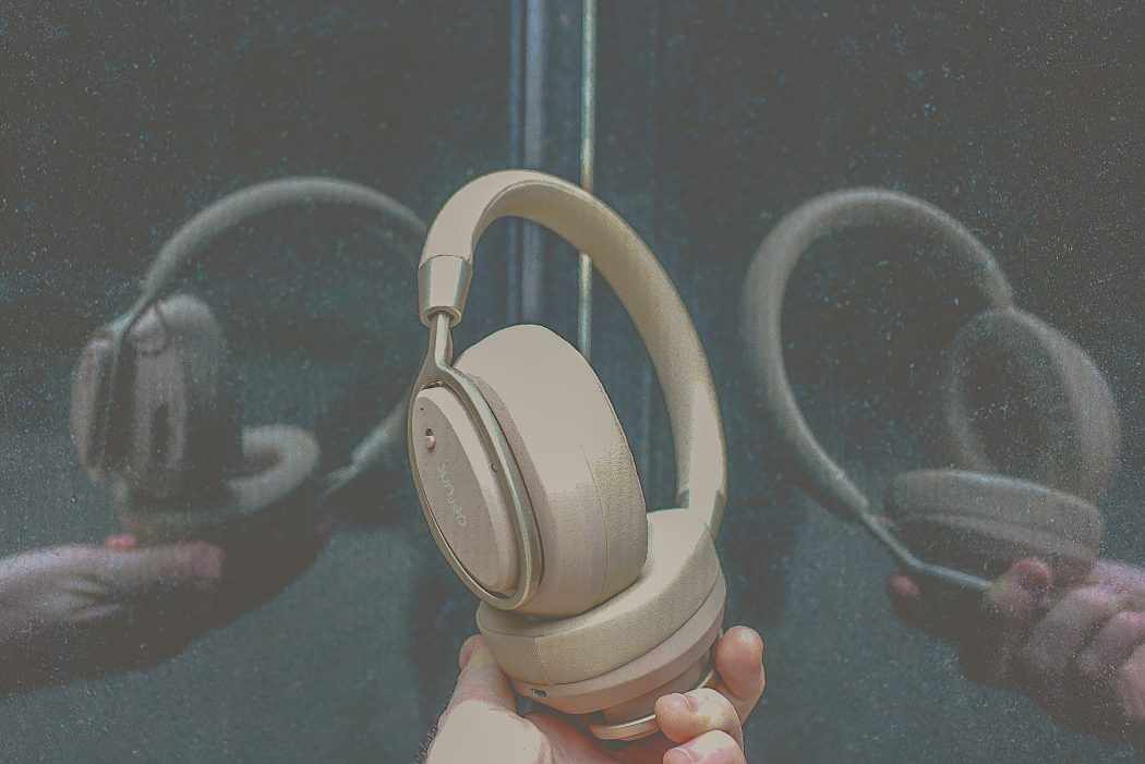 Defunc MUTE Bluetooth Noise Cancelling Headphones