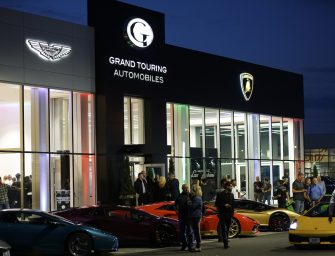 Lamborghini Opens New Dealership North of Toronto And It Was A Car Enthusiast's Dream Night