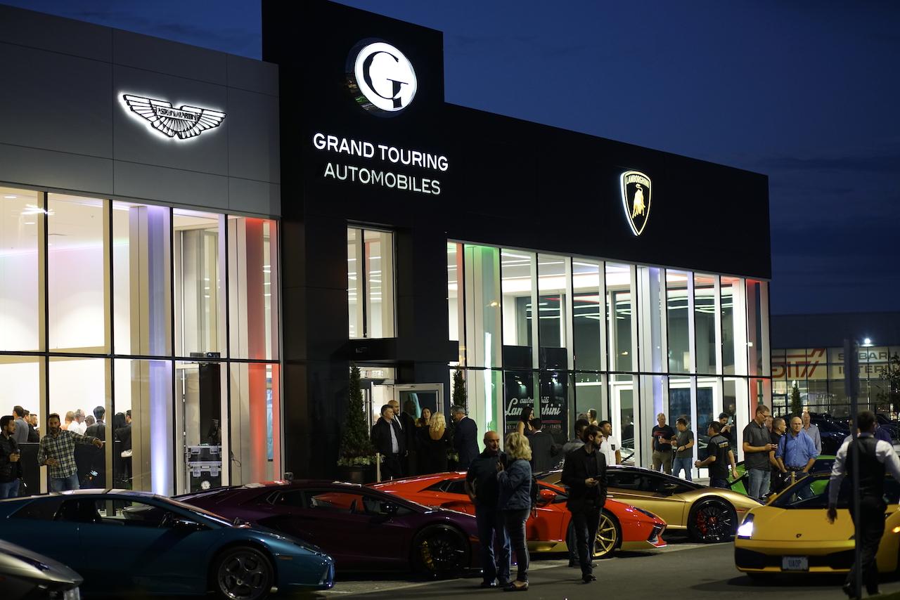 Lamborghini Opens New Dealership North Of Toronto Lxry