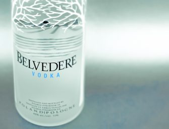 A Bigger Belvedere Vodka Bottle Calls For Bigger Celebration