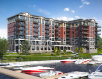 Dockside Condo Living Is The New Cottaging In Gananoque