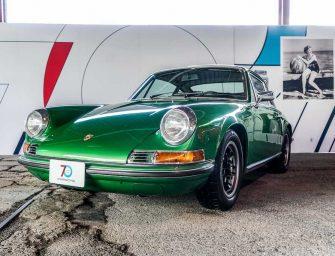 Porsche Celebrates 70 Years of Sports Car Dedication