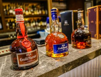 Experiencing A Full History Of Grand Marnier With Patrick Raguenaud