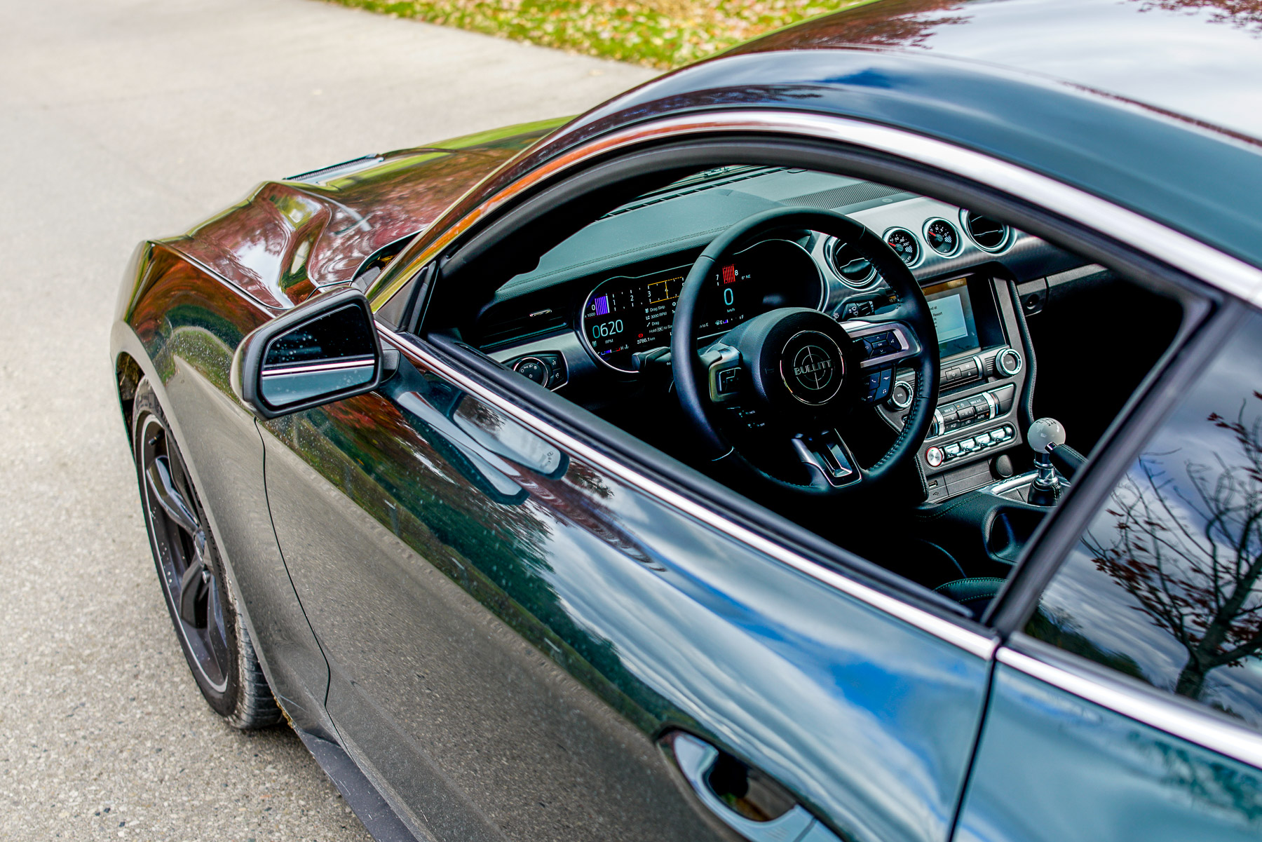 The Art of Driving: Experiencing The 2019 Ford Bullitt Mustang