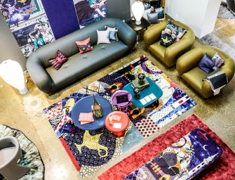 The Globe Trotter Collection Brings A Worldly Feel To Roche Bobois