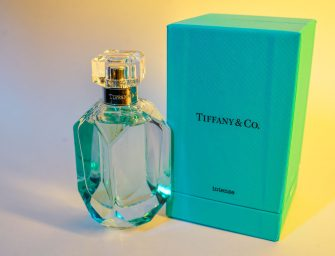 The Blue Box You Can Enjoy Every Day: Tiffany & Co. Intense Eau De Parfum