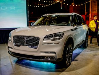 First Look: The All New 2020 Lincoln Aviator