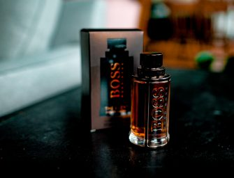 HUGO BOSS' The Scent Private Accord Is Perfect For A Night Out