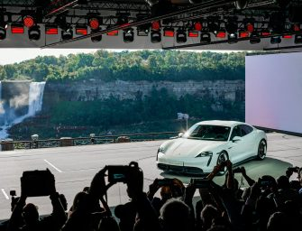 The Porsche 2020 Taycan Is A Real EV Contender