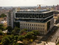 A Grand Tour of Havana's Iberostar Grand Packard Hotel